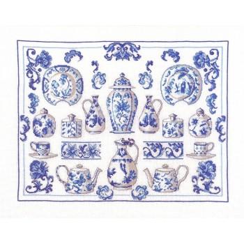 Porcelana Azul