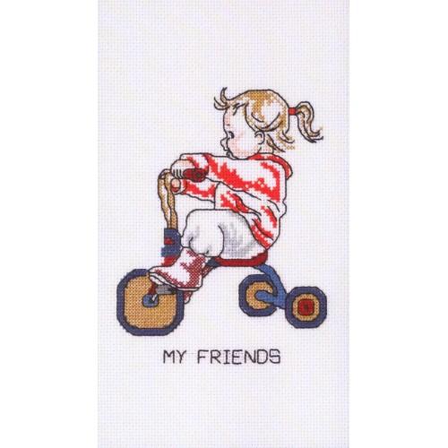 Mi Triciclo (niña)