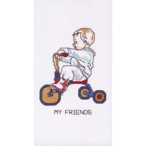 Mi Triciclo (niño)