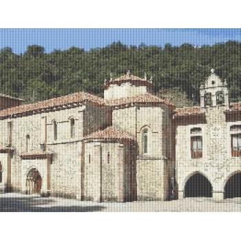 Paisajes de Asturias: Monasterio de Santo Toribio de Liébana