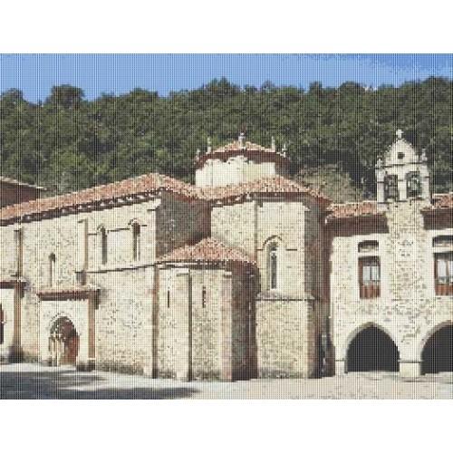 Paisajes de Cantabria: Monasterio de Santo Toribio de Liébana