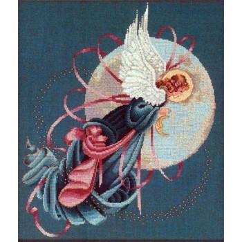 El Ángel de la Luna Azul