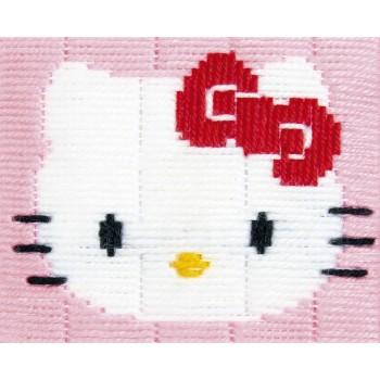 Hello Kitty (Puntada Larga)