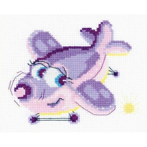 Happy Bee: Avioncito