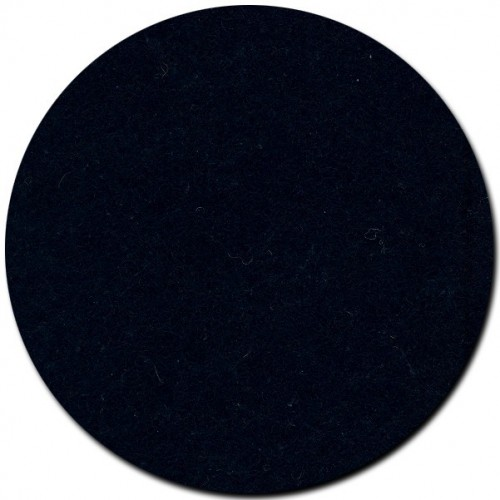 Hoja de Fieltro Negro