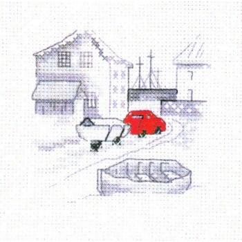 Coche Rojo: Pueblo Pesquero