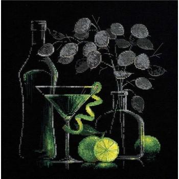 Bodegón con Martini