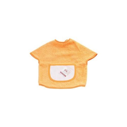 Naranja: Babero Vestido
