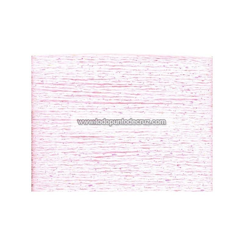 Hilo Petite Silk Lame SP24 Baby Pink de Rainbow Gallery