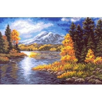 El Lago de las Montañas