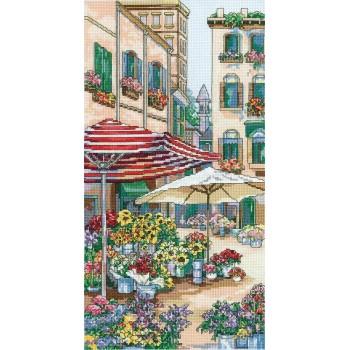 El Mercado de las Flores