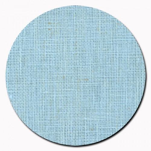 Tela de lino 32 ct. Azul