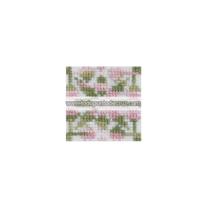 Hilo Coloris DMC 4500 Ancolie des Jardins