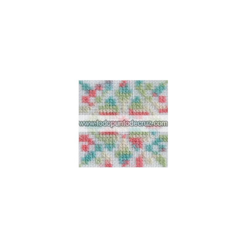 Hilo Coloris DMC 4501 Fleurs des Champs