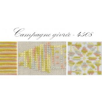 Hilo Coloris DMC 4508 Campagne Givrée