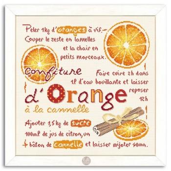 Confitura de Naranja