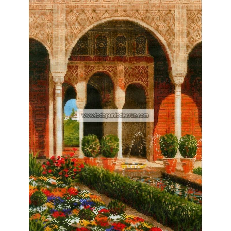 El Palacio del Generalife