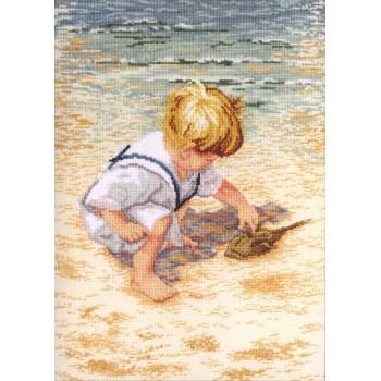 El niño y el Cangrejo
