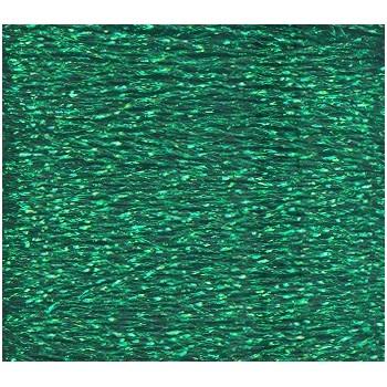 Hilo Glissen Gloss Rainbow  Blending Thread Verde Intenso Brillante 306