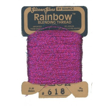 Hilo Glissen Gloss Rainbow  Blending Magenta Intenso 618