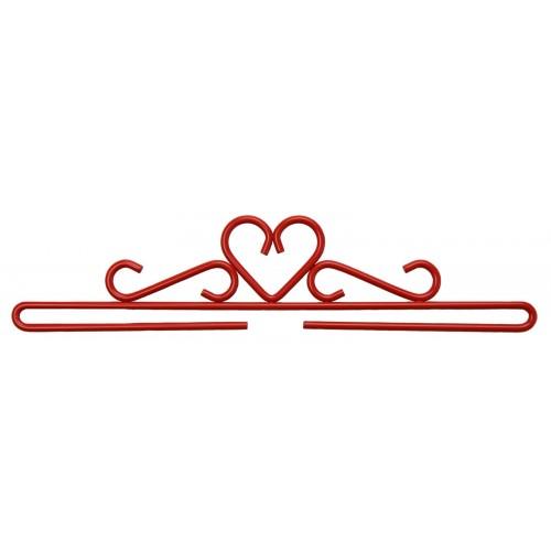 Colgador Metálico Corazón