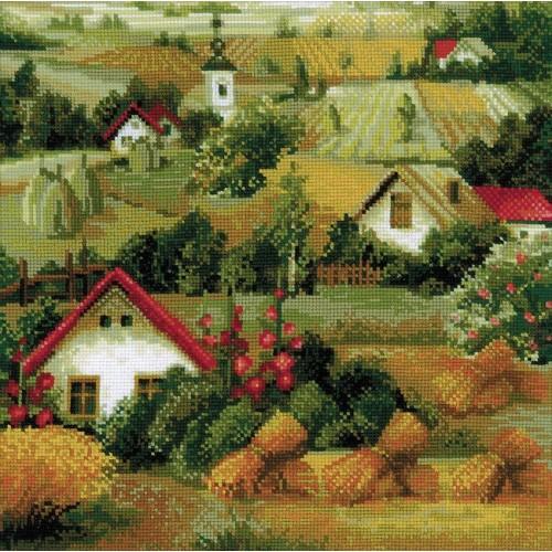 Paisaje Serbio