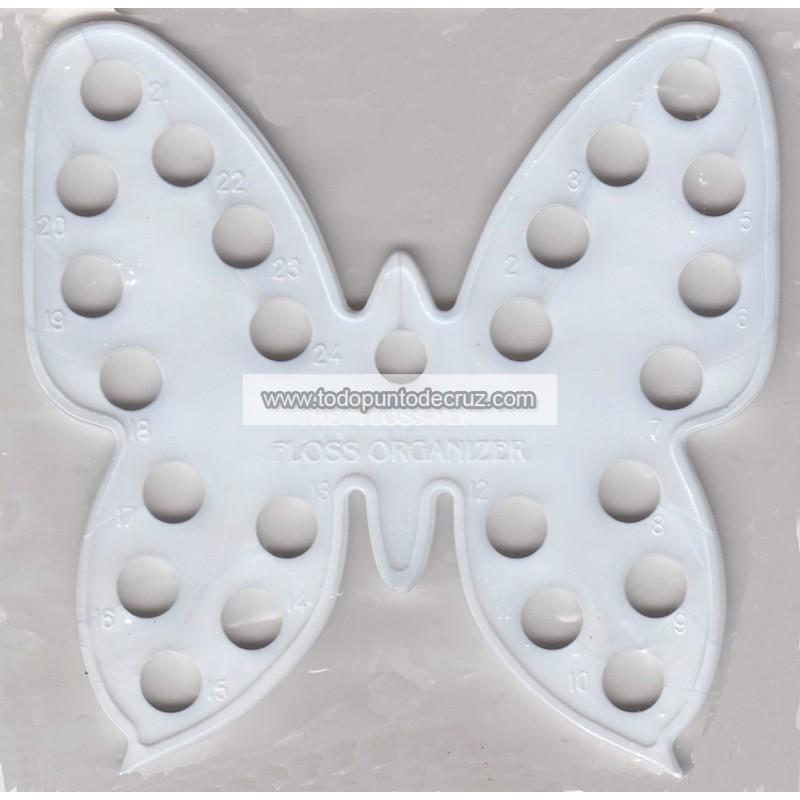 Organizador para Hilos Mariposa
