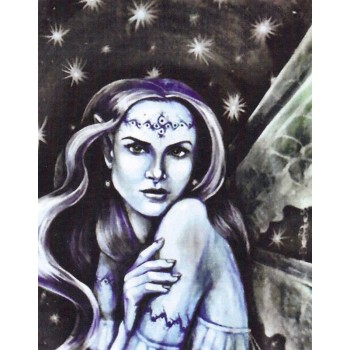 El Hada Azul de la Luna