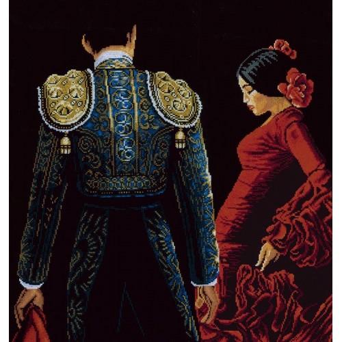 El Torero y la Flamenca