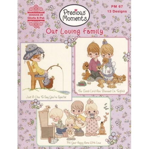 Precious Moments: Nuestra Querida Familia