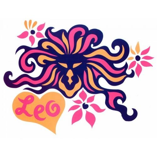Transferible Zodiaco Leo