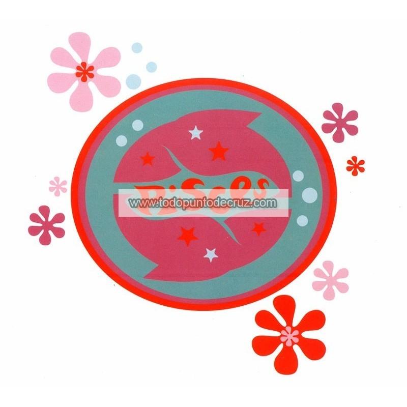 Transferible Zodiaco Piscis