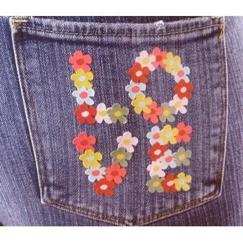 Transferible Flores Love