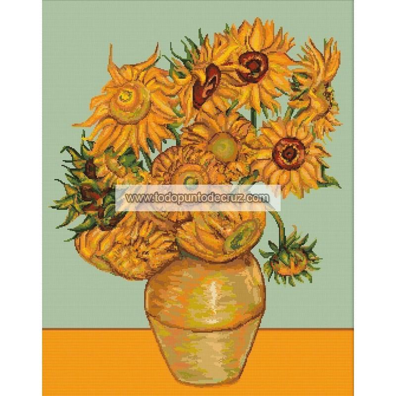 Los Girasoles (Van Gogh)