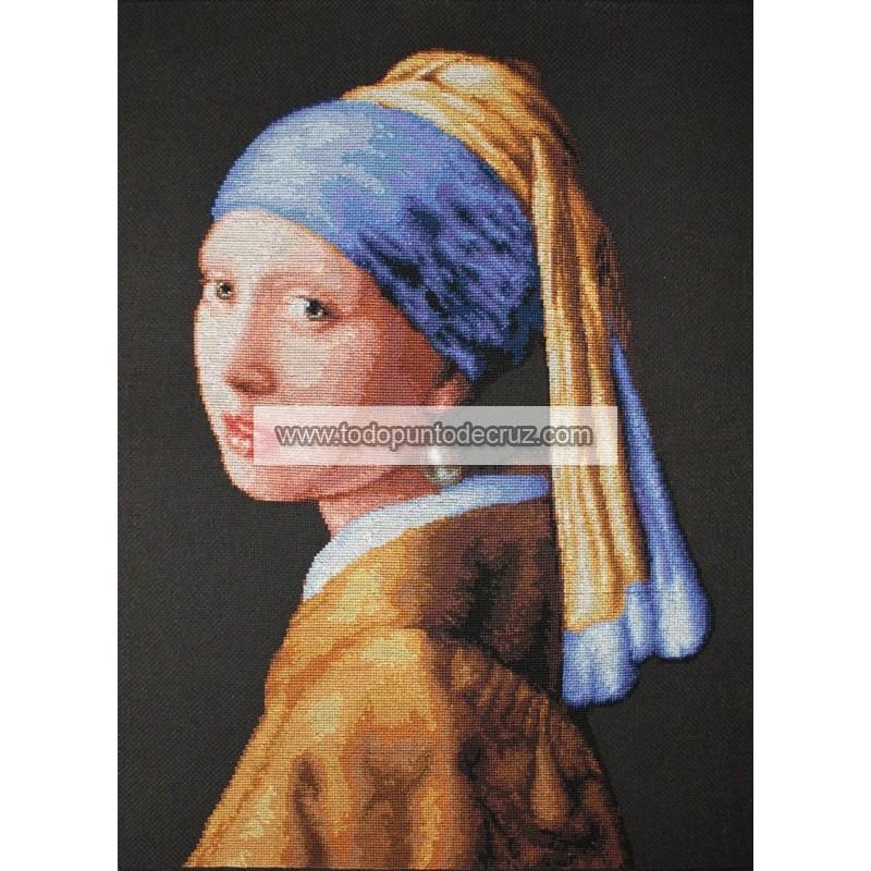 varios colores venta de bajo precio estilo clásico La Joven de la Perla (J. Vermeer)