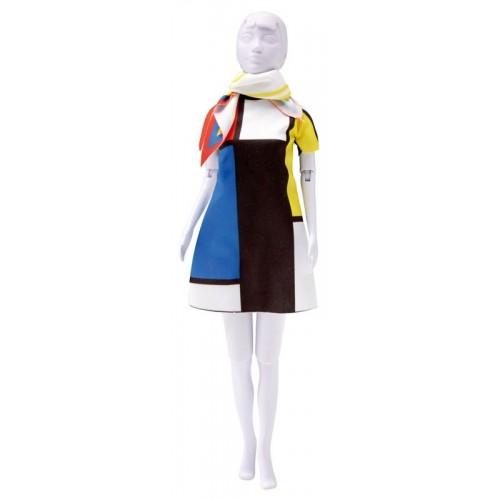 Dress Your Doll: Twiggy Mondrian