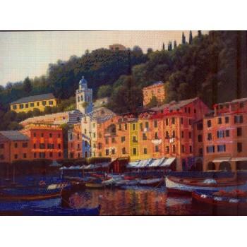 Una Tarde en Portofino
