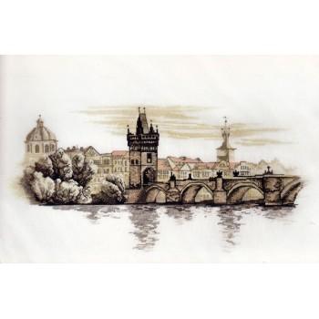 Boceto de Praga