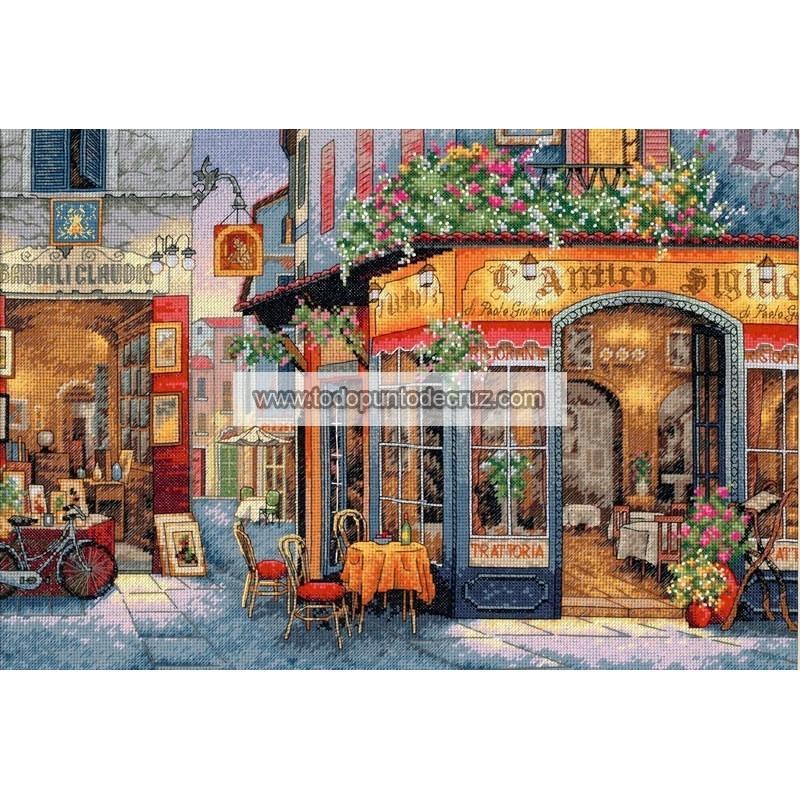 Un Restaurante Romántico