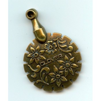 Cortahilos Oro Antiguo
