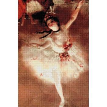 Bailarina (E. Degas)
