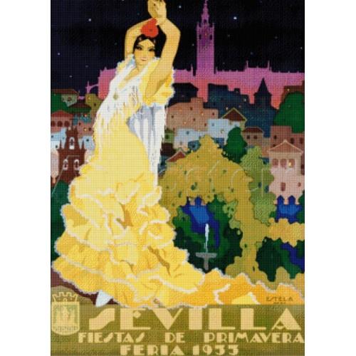 Poster Sevilla