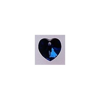 Mill Hill 13041 Small Heart Bermuda Blue