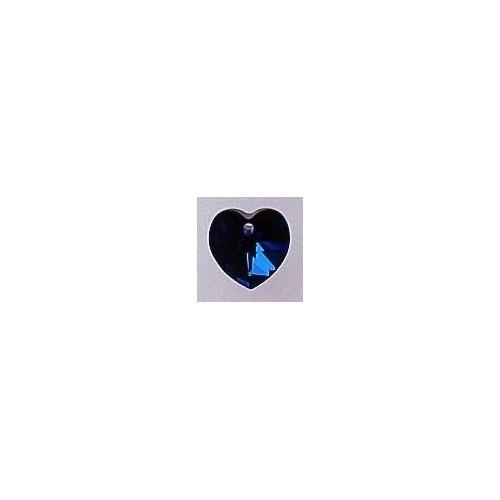 Mill Hill 13041 Small Heart Bermuda Blue