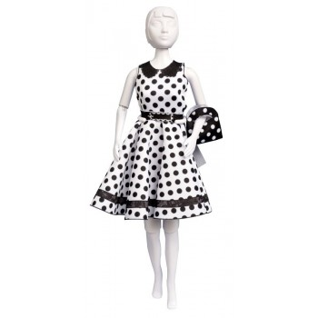 Dress Your Doll: Peggy Dots