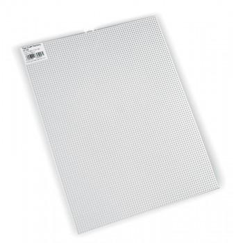 Cañamazo de Plástico Transparente 7 ct
