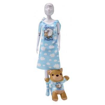 Dress Your Doll: Sleepy Sweetdreams