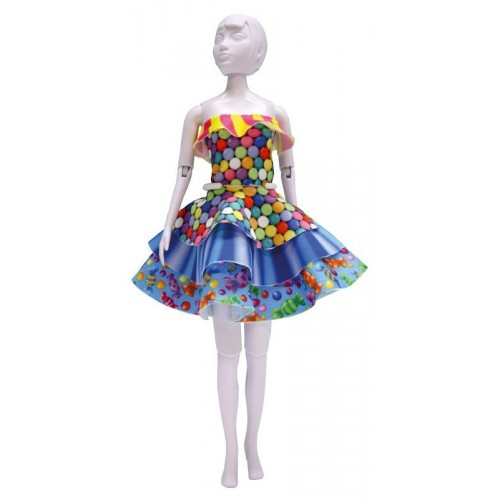 Dress Your Doll: Maggy Candy