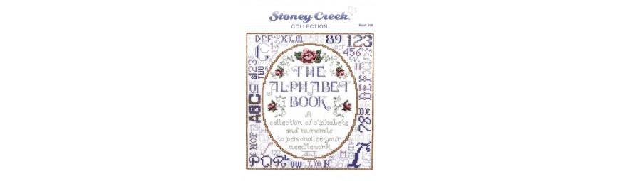 Gráficos, libros punto cruz  abecedario, letras, sampler, dechado