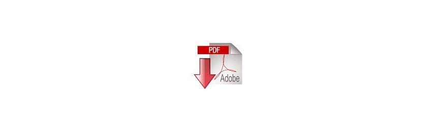 Te ofrecemos algunos diseños EXCLUSIVOS en formato pdf.